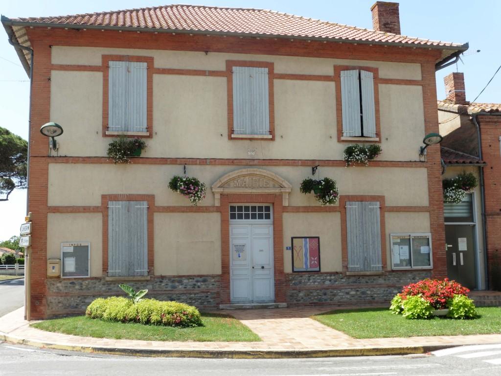 L'Hôtel de Ville de la Mairie de Saint-Hilaire 31410